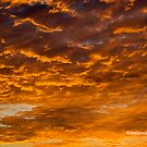 Clouds Baked in Sunrise by dazzleng