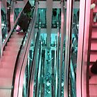 moving stairs to fashion by loewenherz