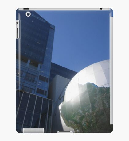 Tower and Sphere iPad Case/Skin