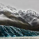 Mount tasman glacier by EblePhilippe
