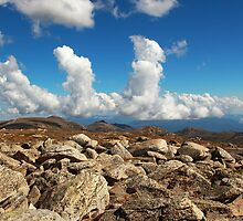 Mount Kosciuszko by Stevii