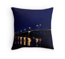 San Remo bridge Throw Pillow