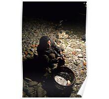 Corrmorant fishing in Yang Shuo Poster
