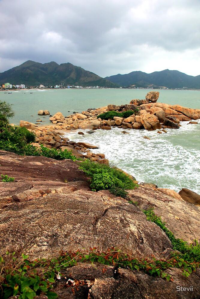 Hon Chong, Nha Trang by Stevii
