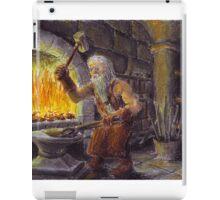 Thorin in Blue Mountains iPad Case/Skin