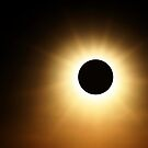 Total eclipse of the sun by John Dalkin