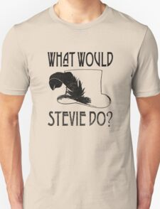 WHAT WOULD STEVIE NICKS DO - VINTAGE Unisex T-Shirt