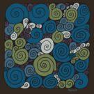 Spirals  by Sybille Sterk
