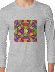 Bubblegum Quartet Long Sleeve T-Shirt