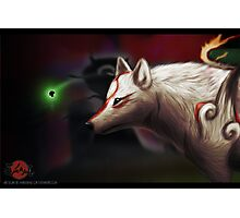 Issun and Ammy  Photographic Print