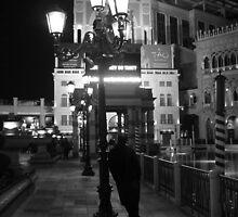 Vegas, I reckon by Amanda Mead