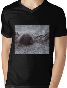 Stone of Erech Mens V-Neck T-Shirt