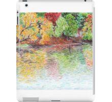 River Aros iPad Case/Skin