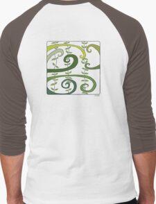 Jungle Men's Baseball ¾ T-Shirt