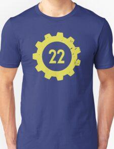 Vault 22 Unisex T-Shirt
