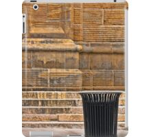 Container and Wall iPad Case/Skin