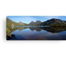 Cradle Mountain   -    panorama    -   Tasmania Canvas Print