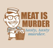 Meat Is Murder by DetourShirts