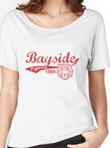 Bayside Tigers Women's Relaxed Fit T-Shirt