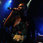 Gza a la Wu Tang Clan by ThugzBunny