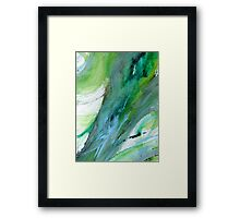 Abstract Painting Framed Print