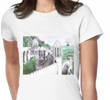 Barad Eithel Womens Fitted T-Shirt