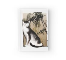 Chinese Cat Journal Hardcover Journal