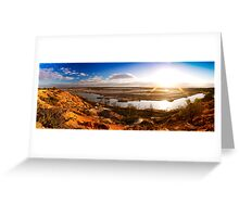 River Murray Greeting Card