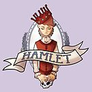 Hamlet by nickelcurry