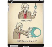 Energy iPad Case/Skin