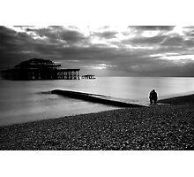 West Pier Photographic Print