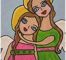 A sister's Love by creationsbygena