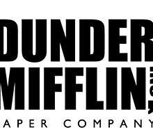 Dunder Mifflin Paper Company  by jxcrayy