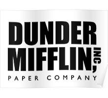 Dunder Mifflin Paper Company  Poster