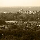 Windsor in Sepia by Chris Day