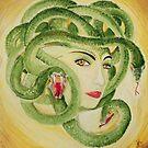 Medusa by Margherita Bientinesi