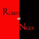 Ruber et niger by Patrick Reinquin