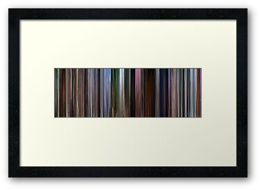 Moviebarcode: Up (2009) by moviebarcode