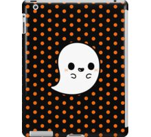 Cute spooky ghost iPad Case/Skin