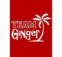 TEAM - Ginger Photographic Print
