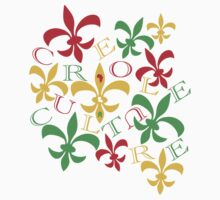 Creole Culture Multi Fleur by skipster