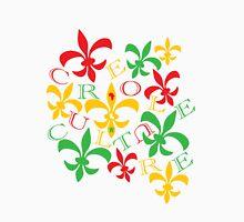 Creole Culture Multi Fleur Unisex T-Shirt