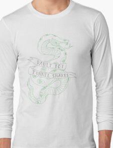 tunnel snakes v2 Long Sleeve T-Shirt