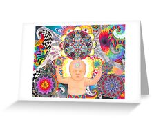 Devinity Greeting Card