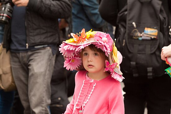 My Easter Hat by Dave Bledsoe