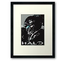 Halo Guardians Framed Print