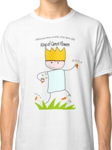 King of Carrot Flowers by Neutral Milk Hotel Classic T-Shirt