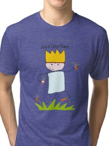King of Carrot Flowers by Neutral Milk Hotel Tri-blend T-Shirt