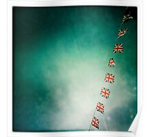 union flags Poster