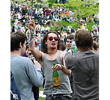 buckfast boogie Photographic Print